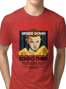 Stranger Wanted Tri-blend T-Shirt