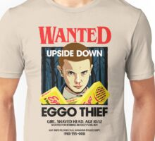 Stranger Wanted Unisex T-Shirt