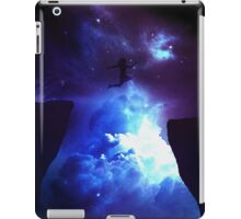 jump in galaxy iPad Case/Skin