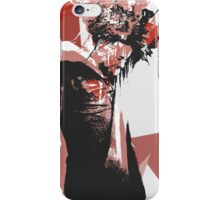 Danny Brown Abstract iPhone Case/Skin