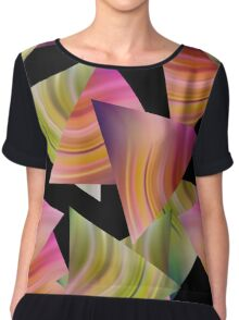 Wonderful bright colors! Chiffon Top