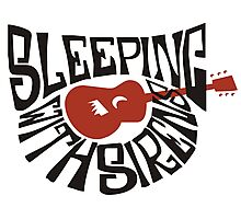 Sleeping With Sirens Cool Logo Photographic Print