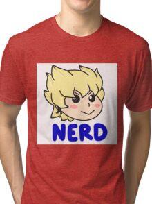 Jack Atlus NERD Tri-blend T-Shirt
