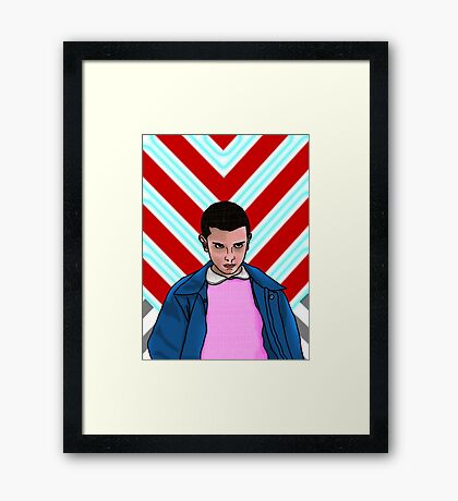 Eleven Out Of Ten Framed Print