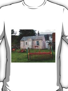Old School Crofting equipment T-Shirt