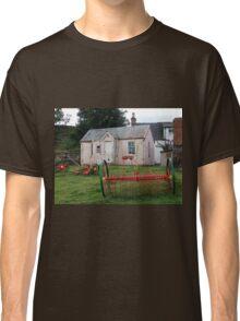 Old School Crofting equipment Classic T-Shirt