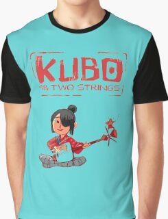 Kubo Movie 2016 Graphic T-Shirt