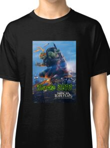 Mutant Ninja Turtles movie Classic T-Shirt