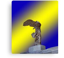 Glorious Winged Victory  Canvas Print