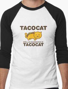 Tacocat Men's Baseball ¾ T-Shirt