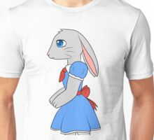 A well dressed bunny Unisex T-Shirt