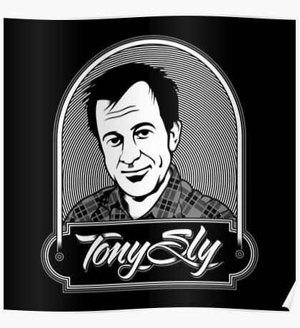 Tony Sly Poster