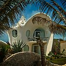 Conch House on Isla Mejures by Yukondick