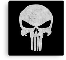 The Punisher Canvas Print
