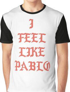 Kanye I Feel Like Pablo Graphic T-Shirt