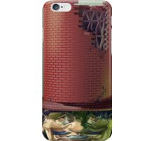 Hat Man iPhone Case/Skin