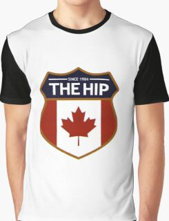 the tragically hip Graphic T-Shirt