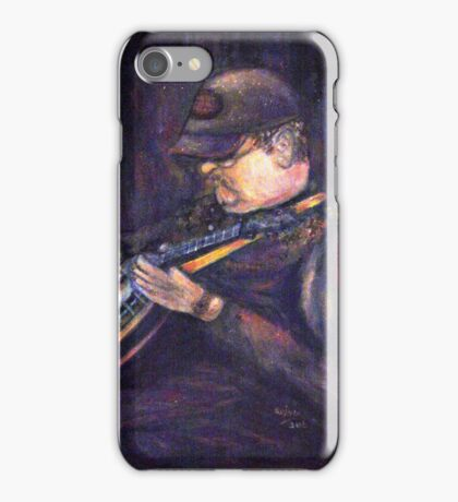 Bill Reeves  iPhone Case/Skin