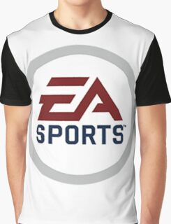 logo campany EA sports  Graphic T-Shirt