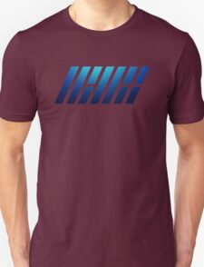 IKON shirt Kpop Logo KPOP 2016 cartoon classic  - Blue colour an ikon Symbol - iKON B.I Unisex T-Shirt Unisex T-Shirt