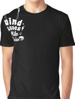 Kitesurf-kitesurfing shirt-Wind wave kite surfing Graphic T-Shirt