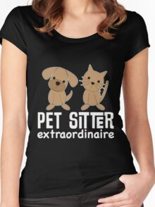 PET Women's Fitted Scoop T-Shirt
