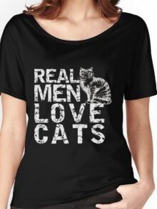 LOVE CATS Women's Relaxed Fit T-Shirt