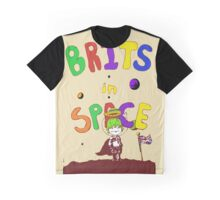 Brits In Space~ Graphic T-Shirt