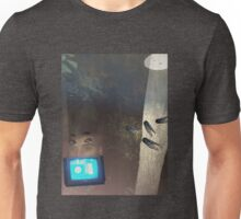 buried under the sidewalk Unisex T-Shirt