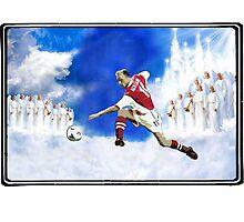 Bergkamp Heaven by JoelCortez
