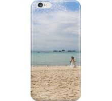Nice day for a wedding! iPhone Case/Skin