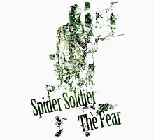 Spider Soldier - The Fear Unisex T-Shirt