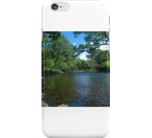 RiverBank iPhone Case/Skin