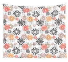 Colorful floral seamless pattern. Wall Tapestry