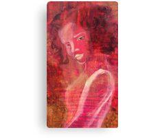Tara- Unlikely in Love Canvas Print