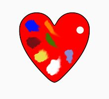 Heart for art Unisex T-Shirt