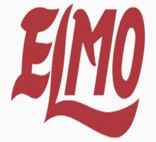 elmo font Kids Tee