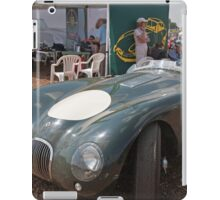 Jaguar  3.4cc 1986 iPad Case/Skin