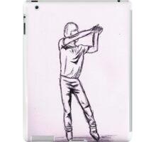 Napoleon Dynamite dance 3 iPad Case/Skin