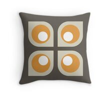 Hooray For Wednesday Throw Pillow