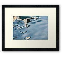 Harbour Patterns #3 Framed Print