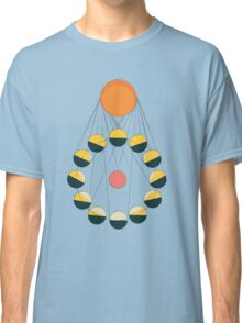 SUN+MOON+EARTH Classic T-Shirt