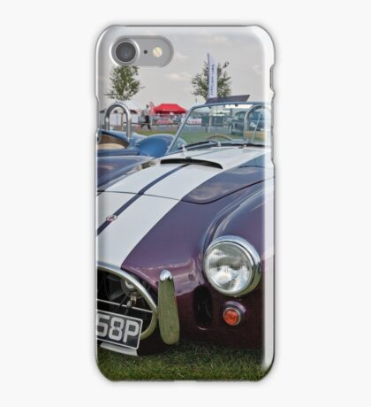Cobretti Kit Viper iPhone Case/Skin
