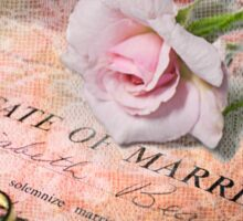Tokens of Love Sticker