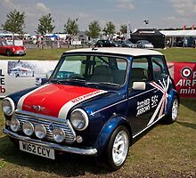 Rover Mini Cooper 1275CC 2000 by Keith Larby