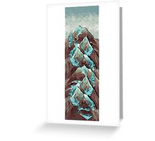 The Great, Great Night Mountain Greeting Card
