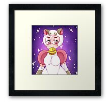 Bee & PuppyCat : Bee's Space Suit Framed Print
