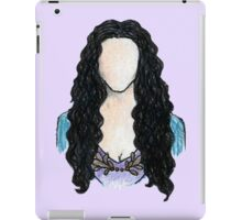 Born To Be Queen iPad Case/Skin
