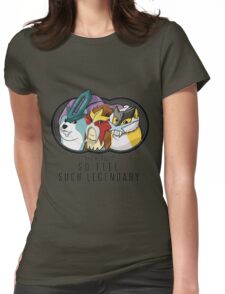 Such Legendary Womens Fitted T-Shirt