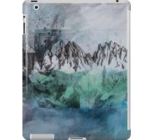 Alps iPad Case/Skin